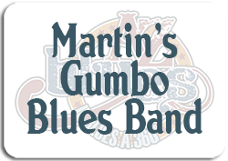 Bottone Martin's Gumbo Blues