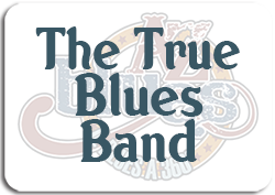 Bottone The True Blues Band