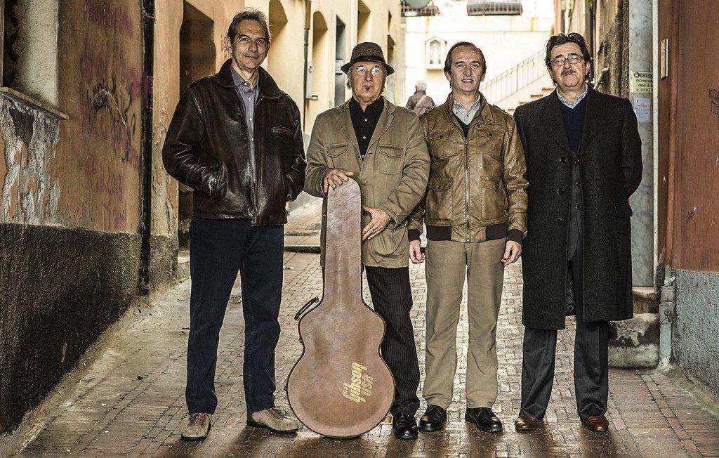 Piero De Luca & Big Fat Mama Quartet