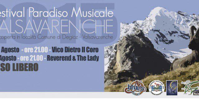 A-Z Blues collabora alla realizzazione del 1° Festival in Valsavarenche