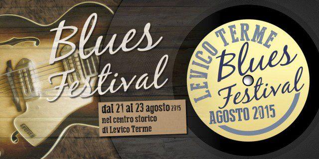 Tutto pronto per il 1° Levico Terme Blues Festival