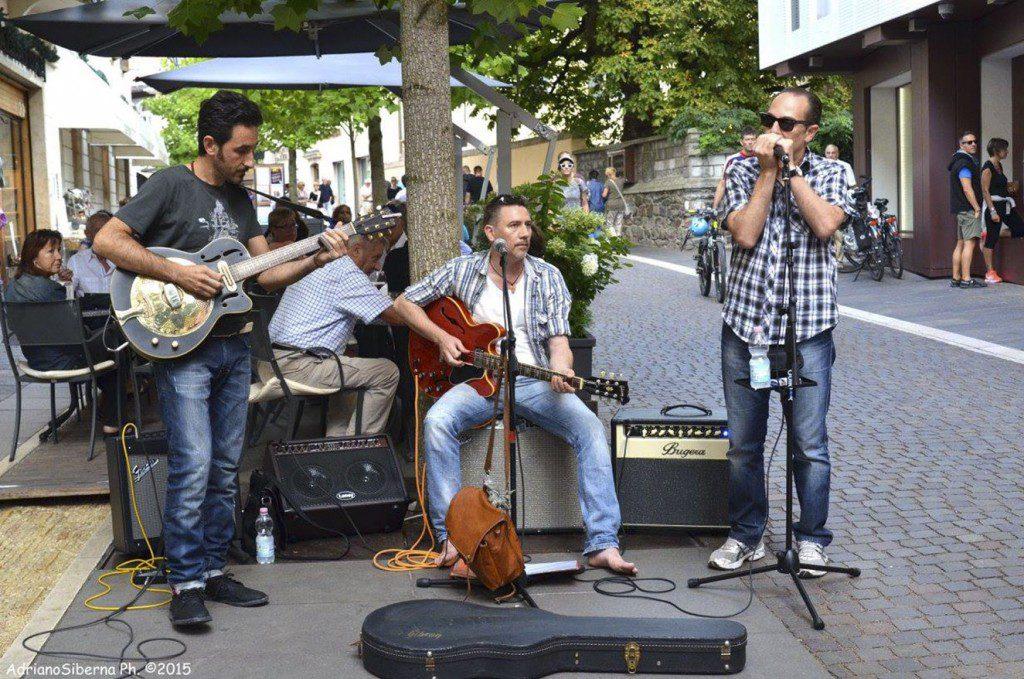 Patrick Moschen Trio, foto di Adriano Siberna