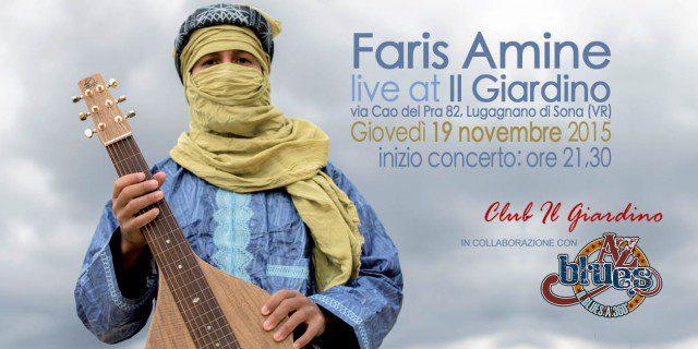 Faris Amine @ Club Il Giardino