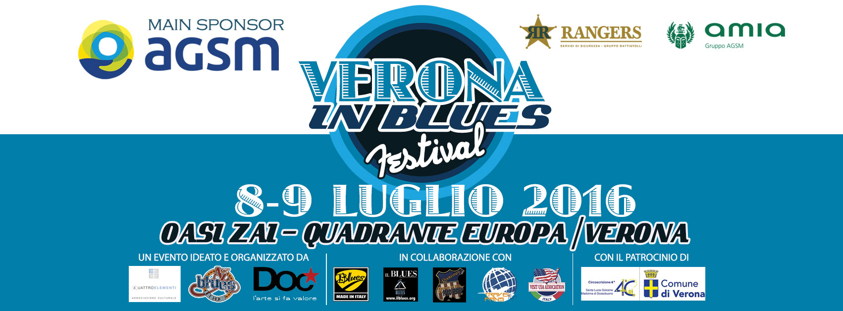 A-Z Blues, Verona In Blues