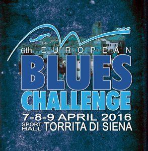 cover EBU Challenge 2016 grafica by Antonio Boschi, WIT Grafica & Comunicazione per conto di A-Z Blues