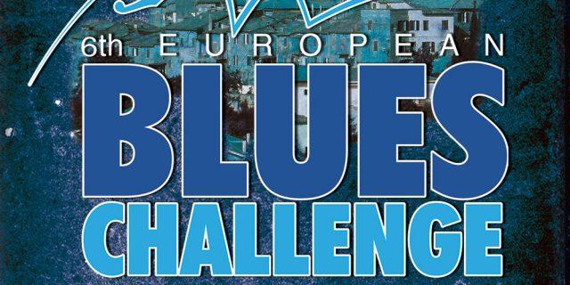 European Blues Union – 6th European Blues Challenge