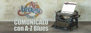 A-Z Blues servizio comunicati stampa