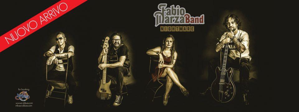 Nightmare – Il nuovo CD della Fabio Marza Band