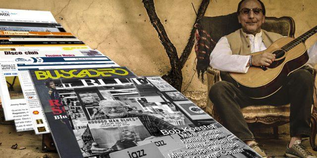 SongBag il nuovo album di Jimmy Ragazzon fa il pieno di consensi dalla critica specializzata
