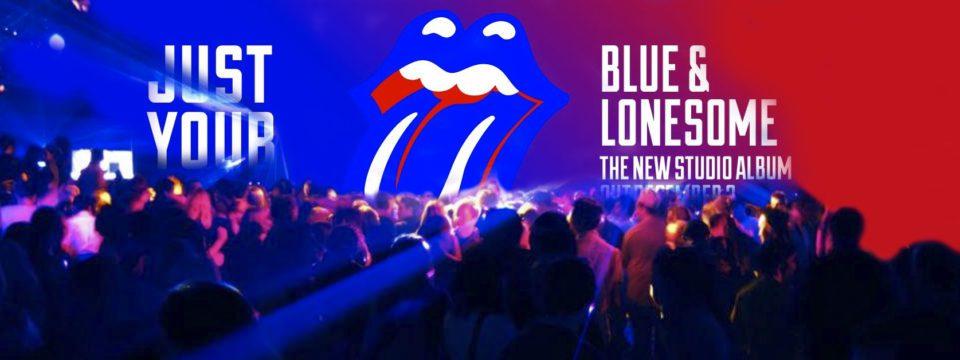 """THE ROLLING STONES: """"BLUE & LONESOME"""". TSUNAMI BLUES PER IL 2017, PERCHÈ?"""