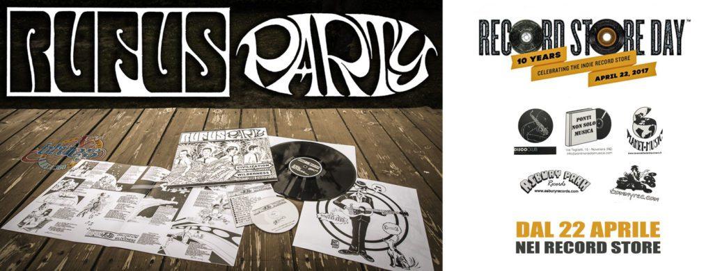 Rufus Party_Record Store Day_grafica Antonio Boschi