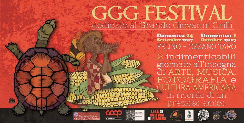 GGG Festival, grafica Antonio Boschi - WIT Grafica & Comunicazione