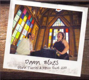 A-Z Blues: TURRINI GLORIA & MECCO GUIDI - Damn blues