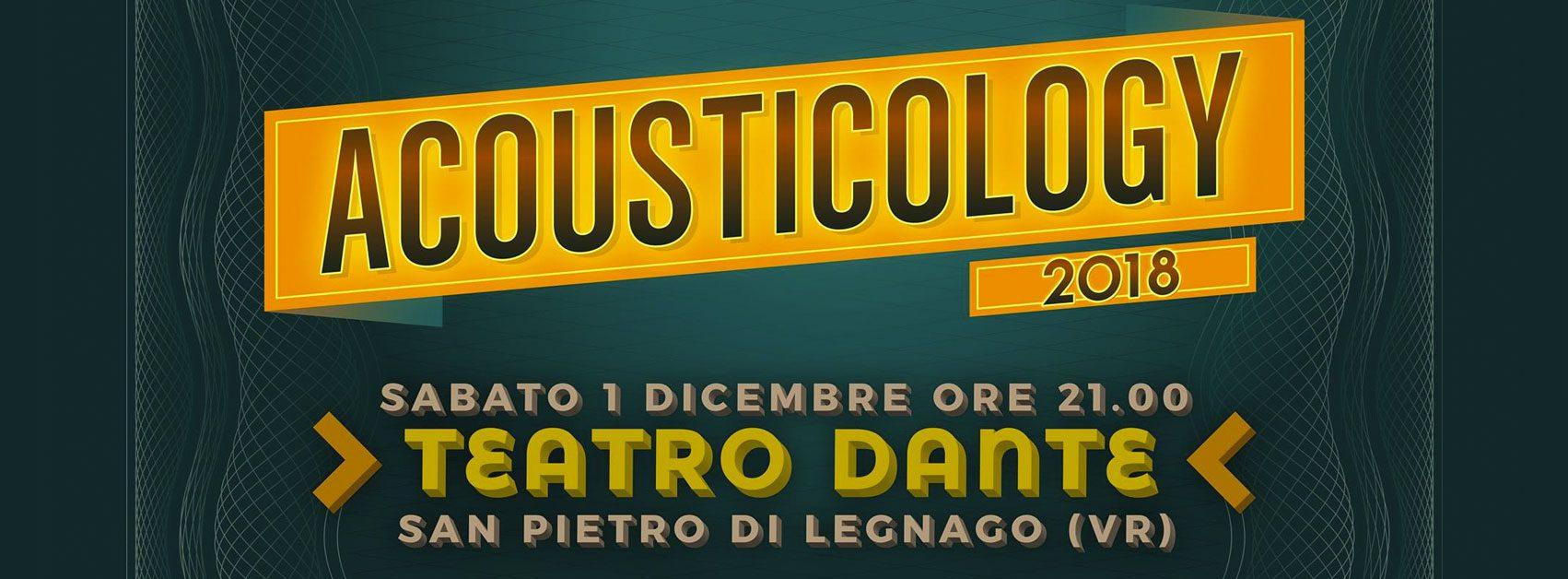 San Pietro Di Legnago Verona acousticology, 01 dicembre -teatro dante di san pietro di