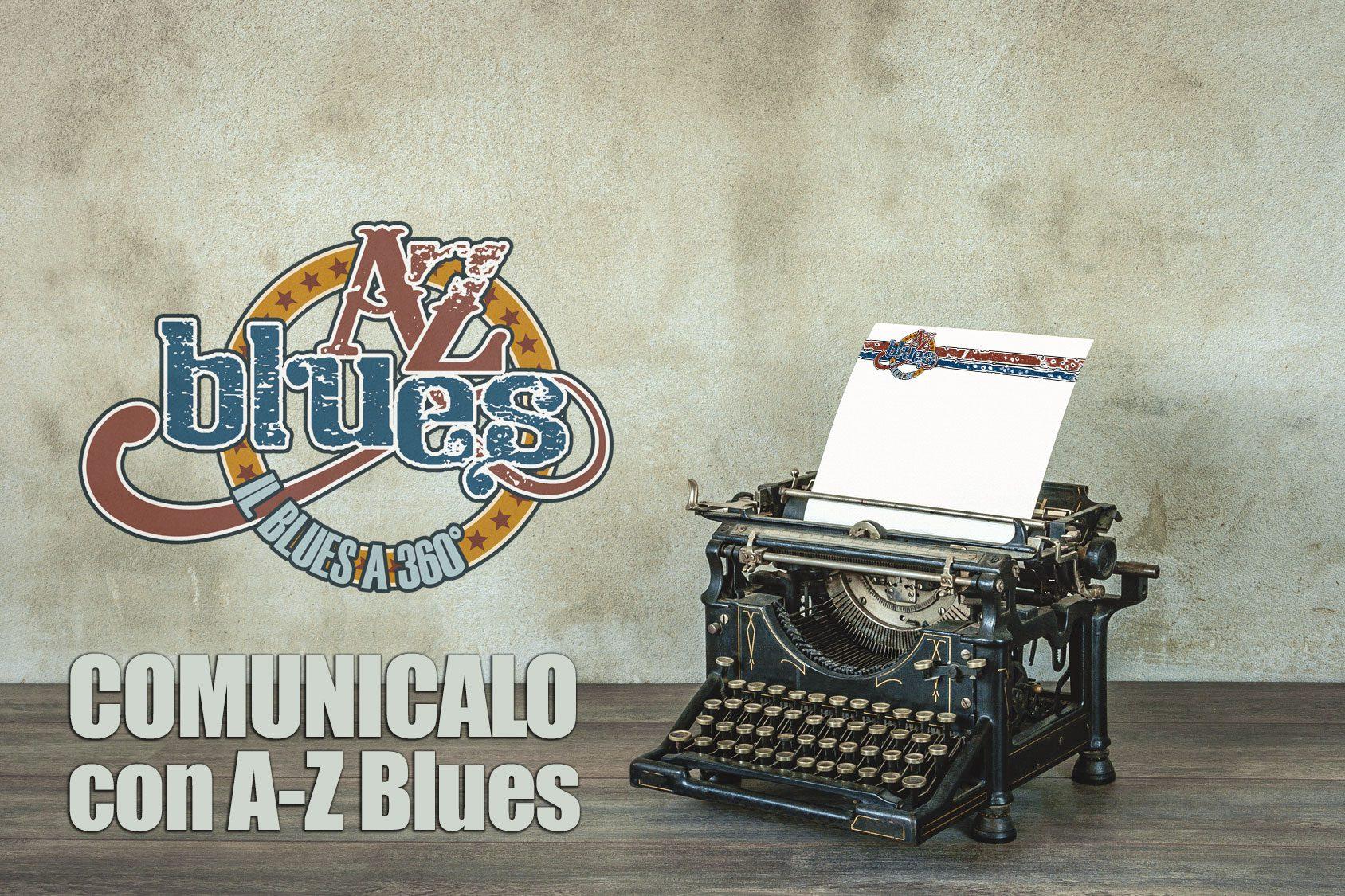 Ufficio stampa A-Z Blues