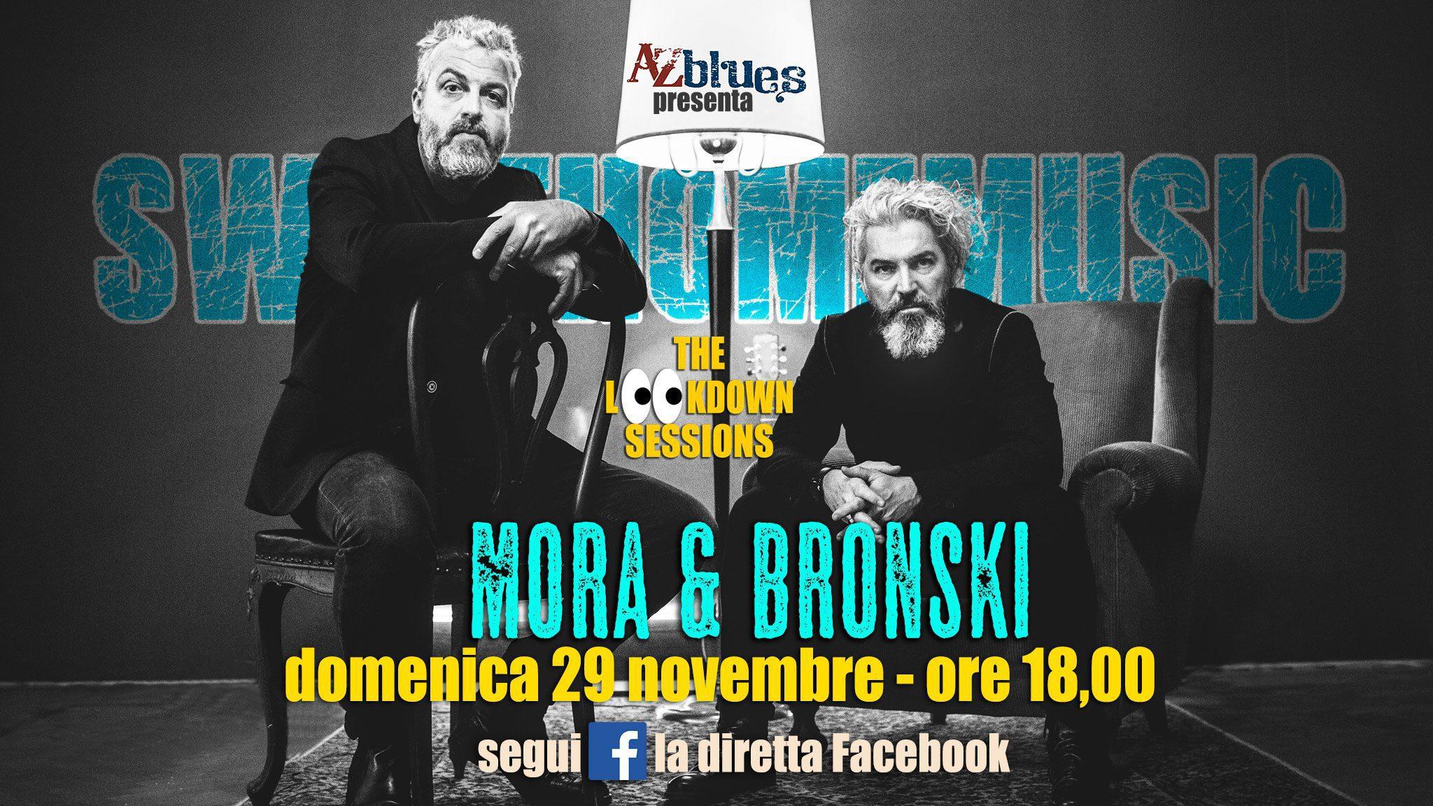 Mora & Bronski live A-Z Blues