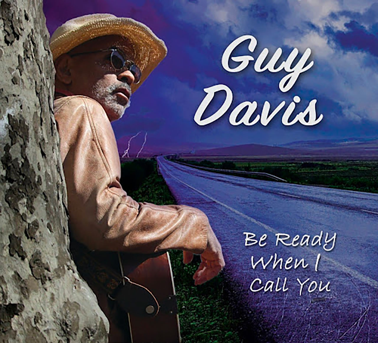 Guy Davis Be Ready When I Call You cover album