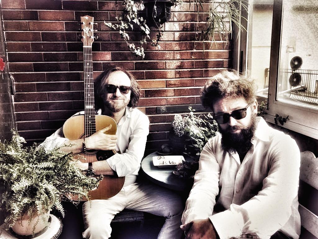 The Bluedogs, Giacomo Aime e Umberto Poli al Festival Paradiso Musicale 2021